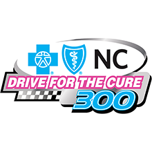 Drive for the Cure 300 Pres by Blue Cross and Blue Shield of NC