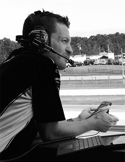 Jon Hanson – Crew Chief
