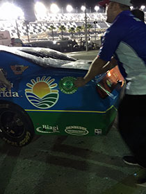 Subway Firecracker 250 Powered by Coca-Cola, Daytona International Speedway