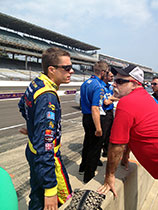 Lilly Diabetes 250, Indianapolis Motor Speedway, July 26, 2014