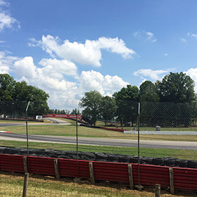 Mid-Ohio Challenge, Mid-Ohio Sports Car Course