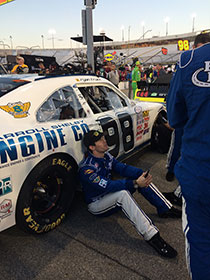 Virginia529 College Savings 250, Richmond International Raceway, September 11, 2015